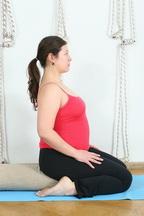 Какие асаны можно выполнять во время беременности фото 129-285
