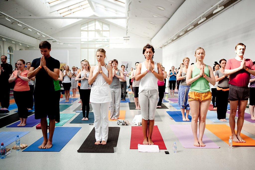 Йога для беременных второй триместр